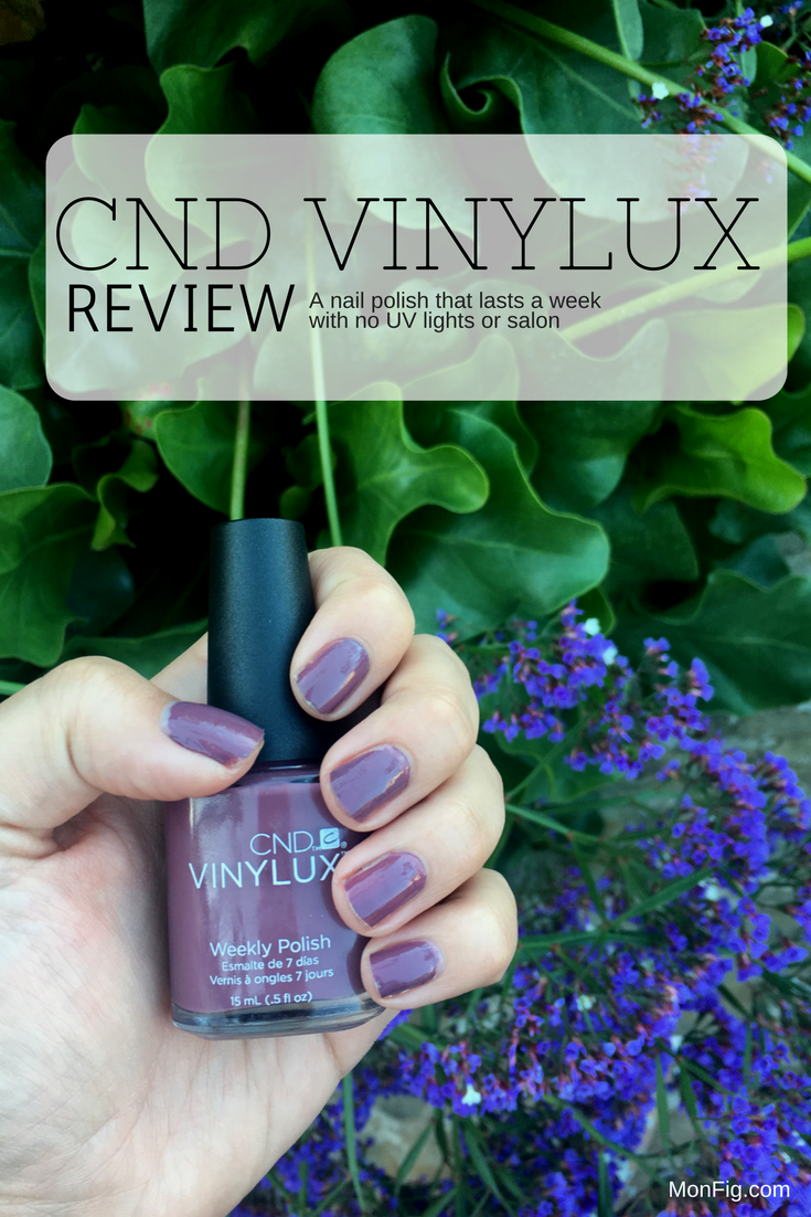 Review: CND Vinylux Weekly Polish graphic