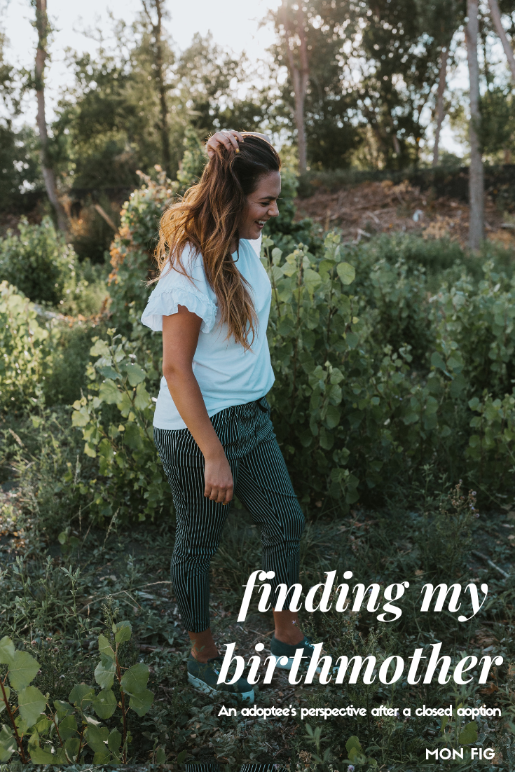 Finding My Birthmother graphic