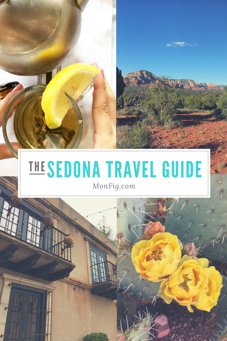 Sedona Travel Guide | Where to Eat, Play, & Stay graphic