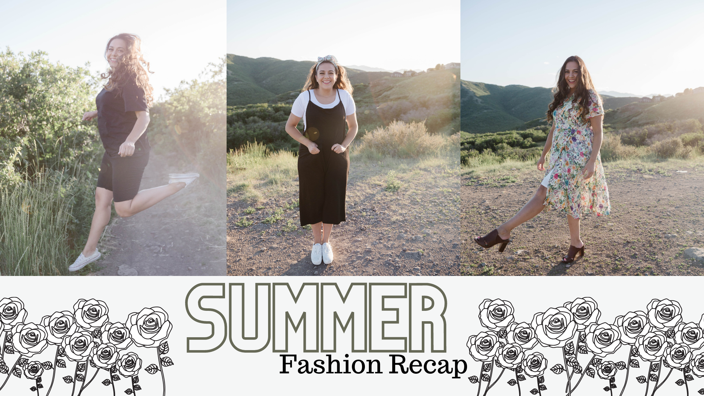 Summer Fashion 2020 Recap graphic